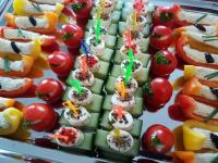 Partyservice, Catering, Buffets